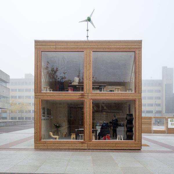 Bezoek ons prototype tijdens de Dutch Design Week!